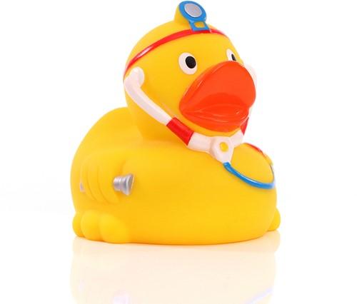 Squeaky duck doctor