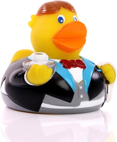 Squeaky duck waiter
