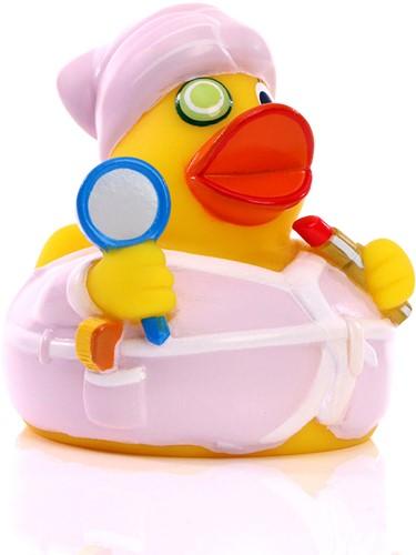 Squeaky duck beauty