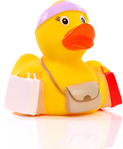 Squeaky duck shopping