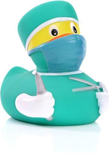Squeaky duck surgeon