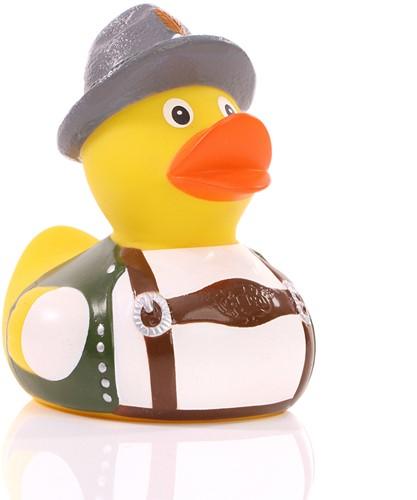 Squeaky duck Bavarian Costume