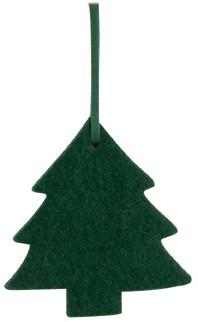 M140010 Felt-Fir tree - Dark green - 7,0 cm