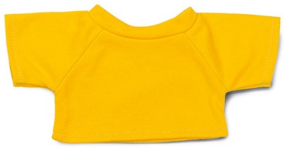 M140900 Mini-t-shirt - Yellow - XL