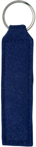 M144120 Polyester felt - Dark blue - one size