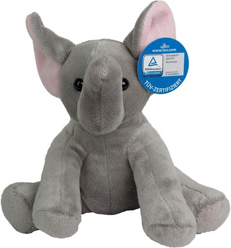 Zoo animal elefant Linus
