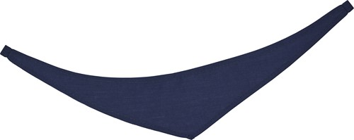 M160161 Bandana/ triangle scarf - Dark blue - S