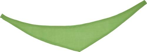 M160161 Bandana/ triangle scarf - Light green - M
