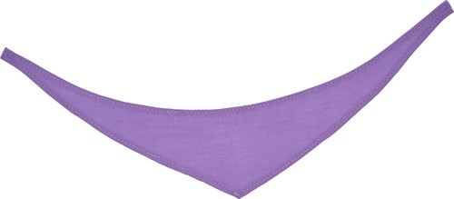 M160161 Bandana/ triangle scarf - Purple (violet) - M
