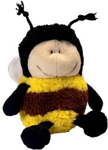 Plush bee Emma
