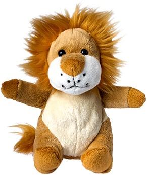 plush lion Henning