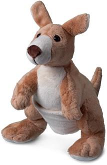 Plush kangaroo Horst