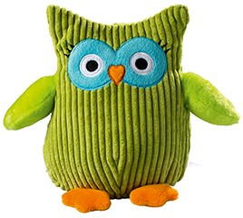 M160517 Owl - May green - one size