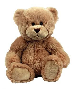 M160610 Bear - Cream - one size