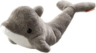 Plush dolphin Lars