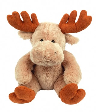 M160630 Moose - Light brown - one size