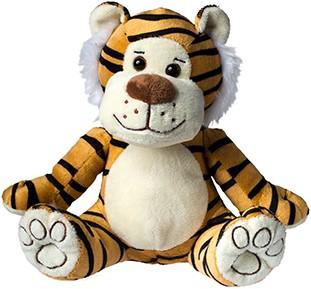 Plush tiger Lucy
