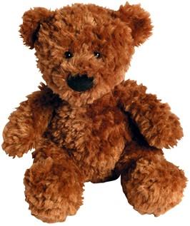 M160650 Bear - Ochre brown - one size
