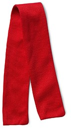 M161000 Scarf - Red - M