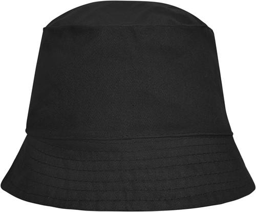 MB006 Bob Hat - Zwart - One size