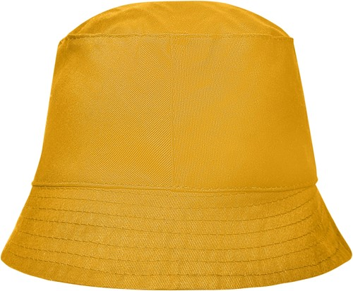 MB006 Bob Hat - Goudgeel - One size