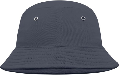 MB013 Fisherman Piping Hat for Kids - Navy/navy - One size