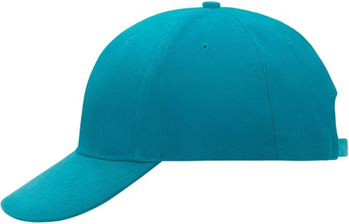 MB016 6 Panel Cap Laminated - Pacific - One size
