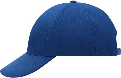 MB018 6 Panel Cap Low-Profile - Royal - One size