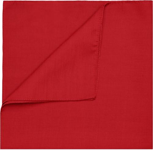 MB040 Bandana - Rood - One size