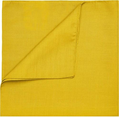 MB040 Bandana - Zon-geel - One size