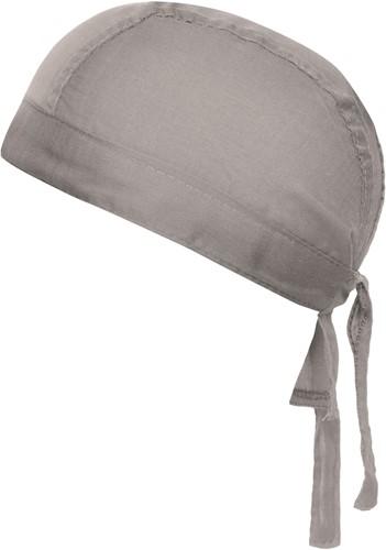 MB041 Bandana Hat - Lichtgrijs - One size