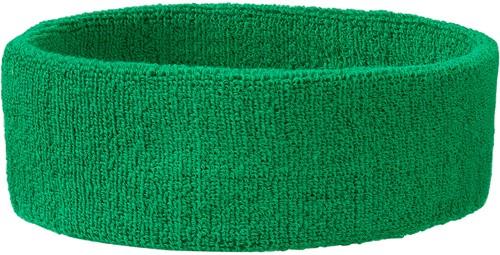 MB042 Terry Headband - Groen - One size