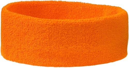 MB042 Terry Headband - Oranje - One size
