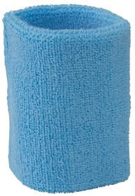 MB043 Terry Wristband - Lichtblauw - One size