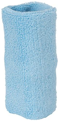 MB044 Sporty Wristband - Lichtblauw - One size