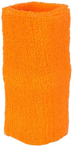 MB044 Sporty Wristband - Oranje - One size