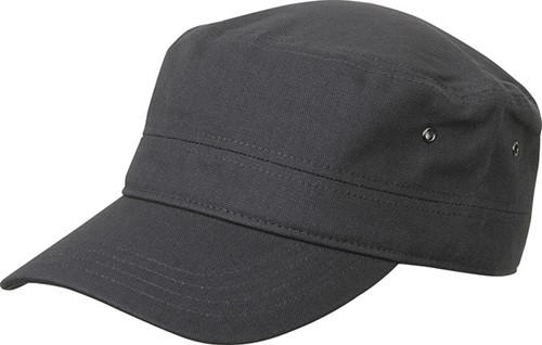 MB095 Military Cap - Antraciet - One size