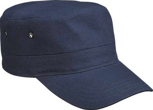 MB095 Military Cap - Navy - One size