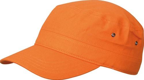 MB095 Military Cap - Oranje - One size