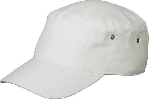 MB095 Military Cap - Wit - One size