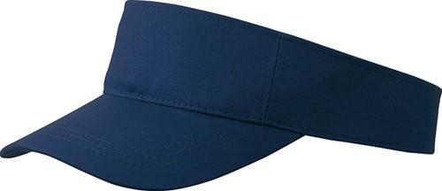 MB096 Fashion Sunvisor - Navy - One size