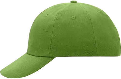 MB6111 6 Panel Raver Cap - Lime - One size