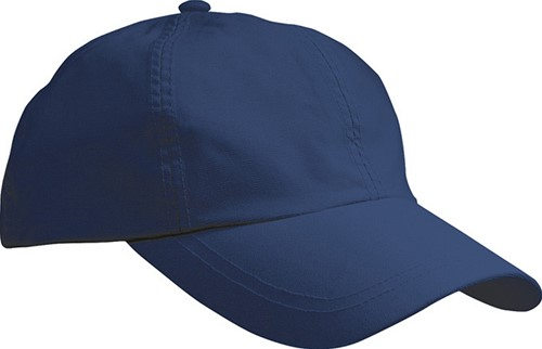 MB6116 6 Panel Outdoor-Sports-Cap - Navy - One size