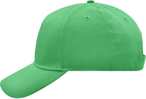 MB6117 5 Panel Cap - Lime - One size