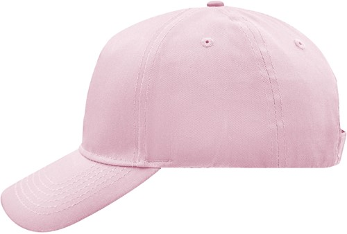 MB6117 5 Panel Cap - Rose - One size