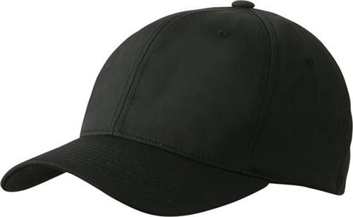 MB6183 High Performance Flexfit® Cap - Zwart - S/M