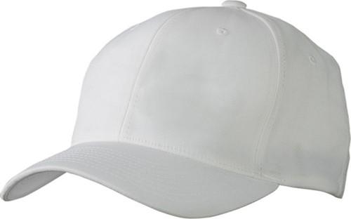 MB6183 High Performance Flexfit® Cap - Wit - S/M