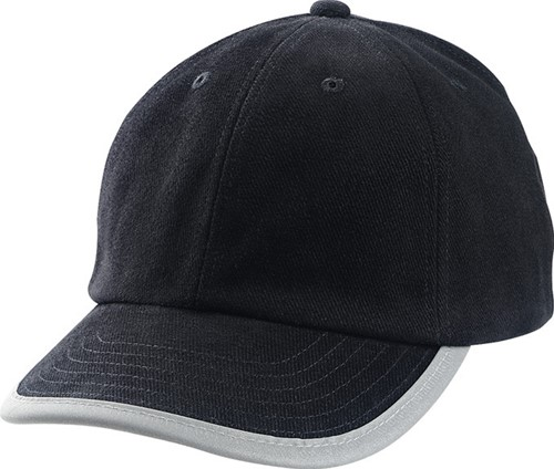 MB6193 Security Cap for Kids - Zwart - One size