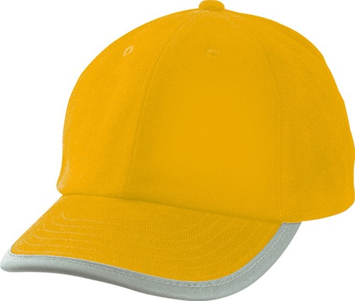 MB6193 Security Cap for Kids - Geel - One size