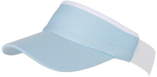 MB6213 Sport Sunvisor - Lichtblauw - One size